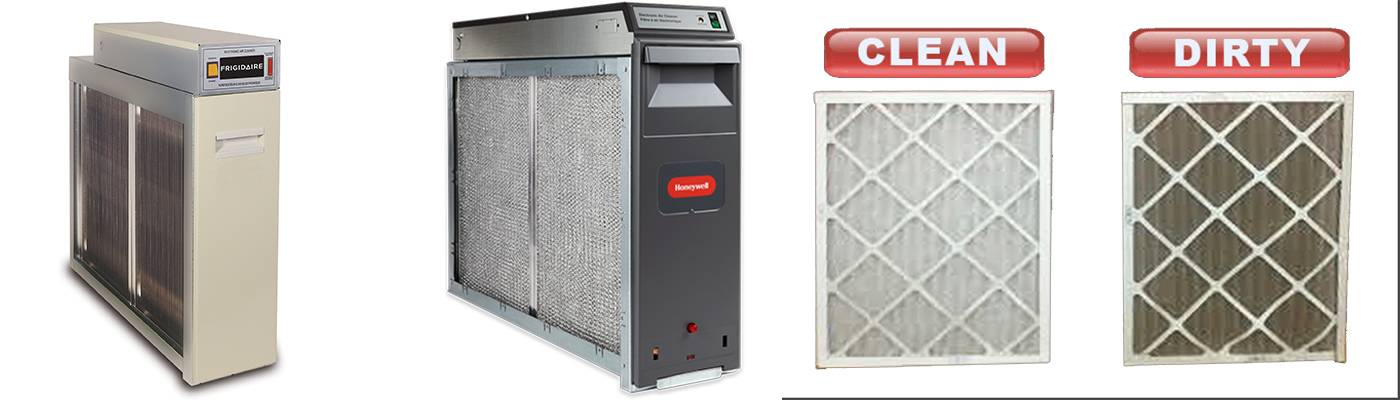 air cleaner Foothills Heating & Cooling