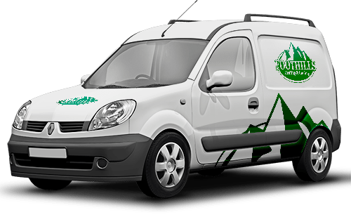 van Foothills Heating & Cooling Denver