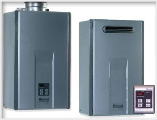 tankless water heater Foothills Heating & Cooling Denver